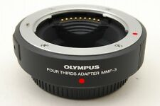[MINT] Olympus MMF-3 Four Thirds Adapter Splash Proof Micro Mount from Japan