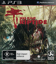 Dead Island Riptide, Sony Playstation 3, PS3 game, USED