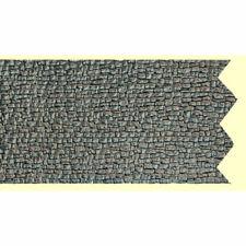 More details for noch extra long wall quarrystone hard foam 65x12.5cm ho gauge scenics 58255