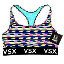 NEW Genuine VICTORIA'S SECRET VSX Bright Sports Bra Bralette Womens Size Medium