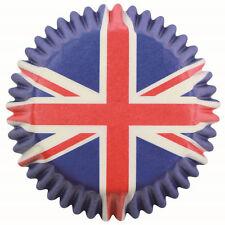 Contenitore PME 60 Pezzi Standard Rosso Bianco Blu Cupcake Muffin Pasticceria