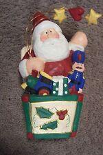 "Retired Eddie Walker Le 1997 Santa in Box ""Signature Santa"""
