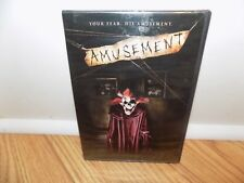 Amusement (DVD, 2009) BRAND NEW, SEALED!!