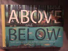 Usborne Above And Below Book