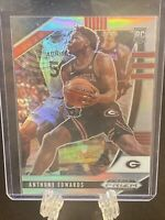 2020-21 Panini Prizm Draft Picks ANTHONY EDWARDS RC ROOKIE Silver #1 PSA 10? 🔥