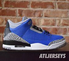 Nike Air Jordan 3 Retro Varsity Royal Cement CT8532-400