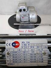 Almo 0,37 KW 1400 Minimum Moteur électrique B14 moteur triphasé MTA 71g4