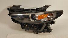 2019 2020 MAZDA 3 SEDAN HEADLIGHT DRIVER LEFT FULL LED NON-AFS LAMP 14 15 OEM