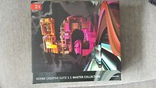 Adobe Master Collection CS5.5 Retail Boxed WINDOWS Used - English Language
