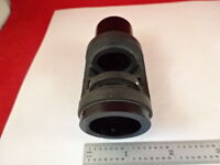 MICROSCOPE PART VERTICAL ILLUMINATOR LENS OPTICS AS IS B#U5-A-06