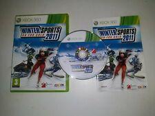 Xbox 360 ESPN Winter Sports 2011 Go for goldnba 2k15 * Microsoft Game *