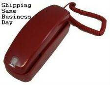 NEW Trimstyle RED Telephone Most Widely Used in USA Today! use For magicjack go