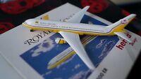 BOEING 767-300ER-Modellflugzeug-ROYAL BRUNEI-1:500-Herpa Wings-502726