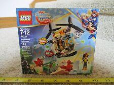 LEGO Bumblebee Helicopter DC Girls Super Hero NEW Box 142 pc treasure jem jewel