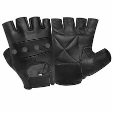 Leather Unisex Adults Cycling Gloves & Mitts