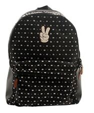 NWT Coach Disney CHARLES BACKPACK In Bandana Print With Mickey Logo in Black