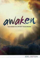 NEW SEALED   Awaken The Power to Live Out Your Dreams Joel Osteen 1 DVD & 2 CDs