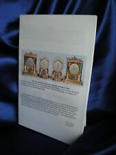 Instruction Booklets For Schatz 54 1000 Day Anniversary Clock Suspension Spring