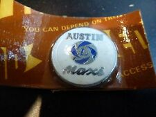 AUSTIN MAXI Original 1960's Quality Gear Knob Lever Badge Key Fob Enamel NOS
