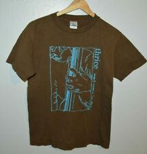 THRICE Band Old School 2004 Cinder Block Design T-Shirt Adult Small