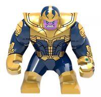 Thanos - Marvel Super Heroes Avengers Endgame / Infinity War LEGO minifigures