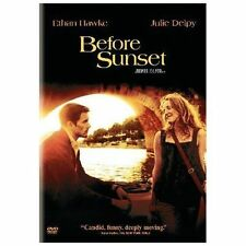 Before Sunset, New DVD, Ethan Hawke, Julie Delpy, Richard Linklater