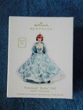 2012 Barbie Silkstone Provencale Hallmark Ornament