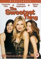 Sweetest Thing DVD Cameron Diaz Christina Applegate Original UK Release New R2
