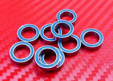 10pc 688-2RS (8x16x5 mm) Metric Blue Rubber Sealed Ball Bearing 8*16*5 688RS