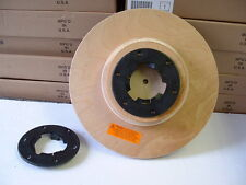 Sandpaper Holder Fits Your 17 Floor Buffer Amp Free Spare 9200 Plate