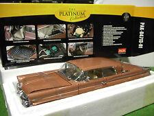 LINCOLN CONTINENTAL 1958 coupé MARK 3 HARD TOP 1/18 SUNSTAR voiture miniature