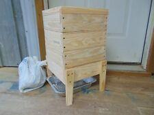 4 Tray - Wood Worm Bin