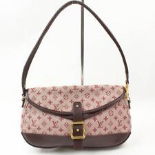 Louis Vuitton Bordeaux Monogram Mini Lin Marjorie Flap 869468