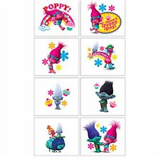 Trolls Tattoos - Trolls Birthday Party Loot Ideas - Stickers in Store too! Gift