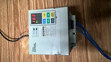 PLC OMRON YASKAWA INVERTER 3G3EV-A2007MA-CE  220V 0,75KW