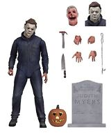 "7"" Michael Myers Action Film Figur Horror Halloween Killer Sammler Figure Toy"