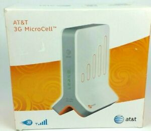 AT&T Cisco 3G MicroCell Wireless Cell Phone Signal Booster Tower DPH151-AT