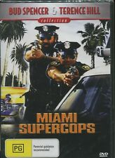MIAMI SUPERCOPS - Terence Hill, Bud Spencer, C.B. Seay - DVD