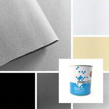 Kit rivestimento tessuto cielo tetto auto colore nero beige grigio + colla