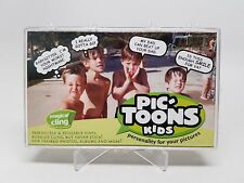 Vintage 2000 Pic-Toons Kids Personality for your pictures Rare