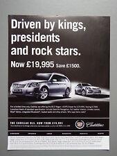 R&L Ex-Mag Advert: Cadillac BLS Wagon Estate