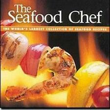 Seafood Chef: World's Largest Collection Of Seafood Recipes PC CD cook fish tips