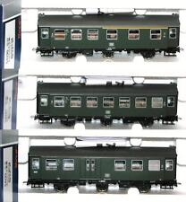 "ROCO H0 54290-s Umbauwagen Set de DB ""3 piezas"" -NUEVO+emb.orig"