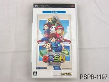 Rockman Dash 1 PSP Japanese Import Mega Man Legends Capcol B US Seller