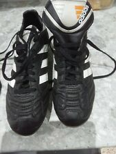 Adidas black/ grey Men/boys Football Boots size 9/43.5