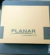 "Planar PLL2210W 22"" Widescreen Monitor VGA DVI Full HD 1080p"