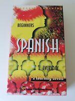 Vintage Language Learning Spanish Double CD Laser Publishing 1998