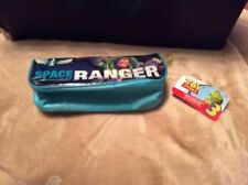 Disney Pixar Toy Story 3 Buzz Lightyear Space Ranger Pencil Pouch Case MWT