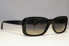 CHANEL Womens Polarized Boxed Designer Sunglasses Black 5247 501/S8 20730