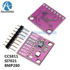 CJMCU-8128 CCS811+SI7021+BMP280 Carbon Dioxide Temperature Humidity 3in1 Module